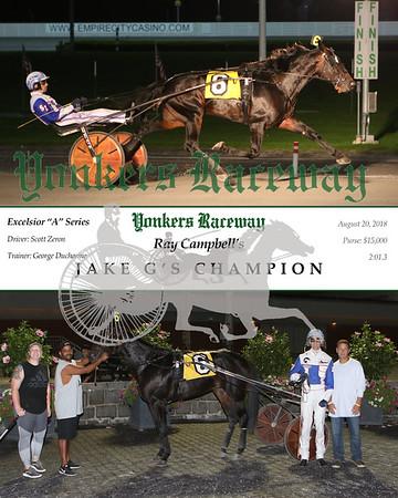 20180820 Race 4- Jake G's Champion
