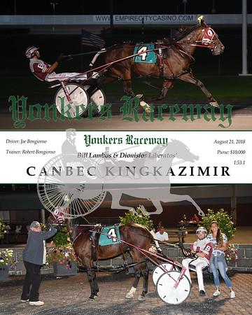 20180821 Race 6-Canbec Kingkazimir
