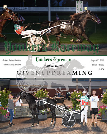 20180824 Race 3-GivenUpDreaming