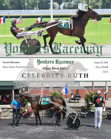 20180826 Race 2- Celebrity Ruth