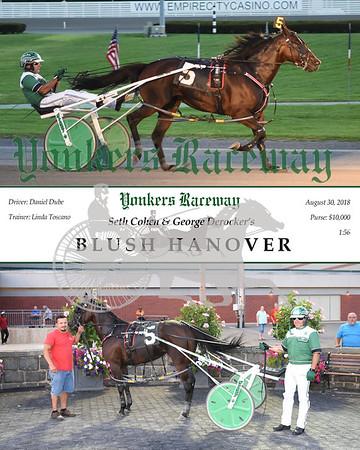 20180830 Race 2- Blush Hanover