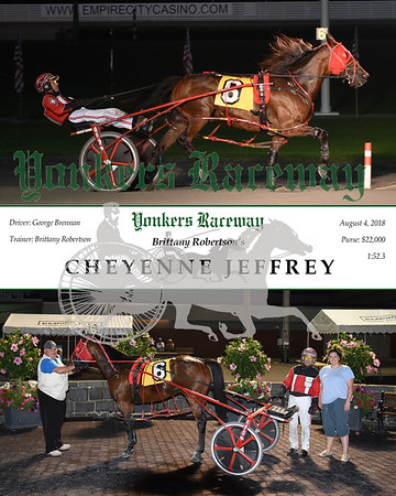 08042018 Race 9-Cheyenne Jeffrey