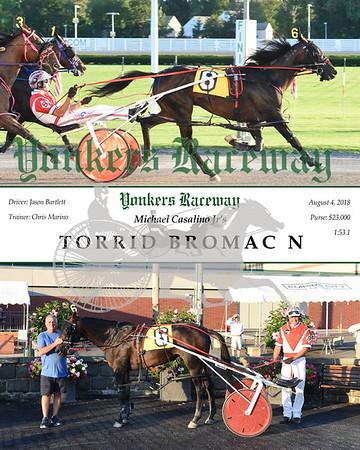 08042018 Race 2-Torrid Bromac N