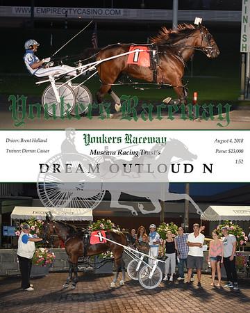08042018 Race 5-Dream Outloud N