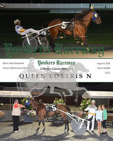 08062018 Race 6-Queen Lostris N