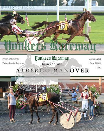 08062018 Race 2-Albergo Hanover