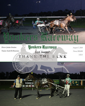 20180807 Race 3- Thank The Bank