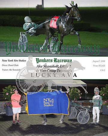 20180807 Race 8- Lucky Ava