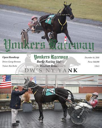 20181216 Race 3- DW's NY Yank 2