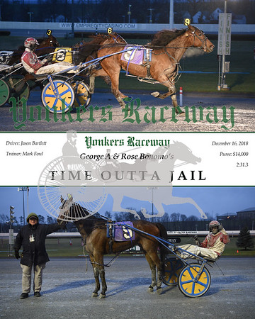 20181216 Race 10- Time Outta Jail