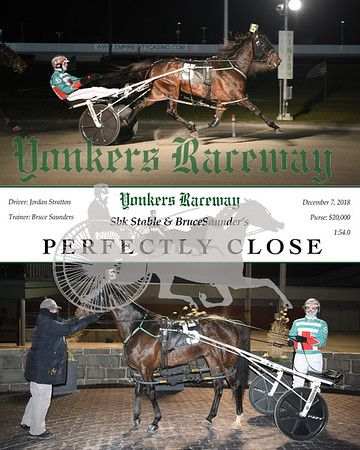20181207 Race 8-Perfectly Close
