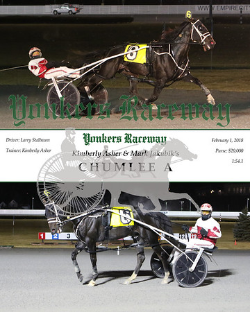 20180201 Race 9- Chumlee A