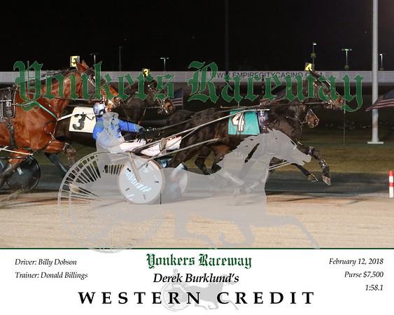 20180212 Race 2- Western Credit 2