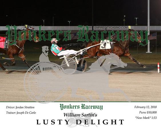 20180212 Race 1- Lusty Delight 2