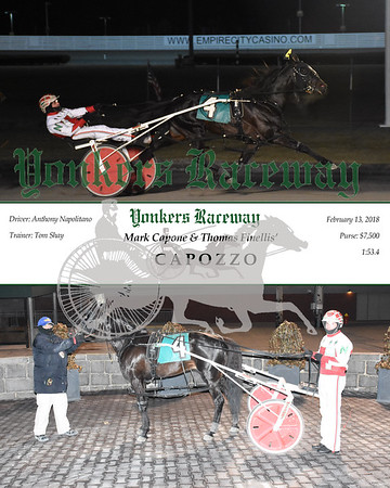 20180213 Race 9- Capozzo