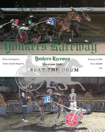 20180215 Race 12- Beat The Drum