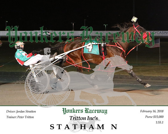 20180216 Race 5- Statham N 2