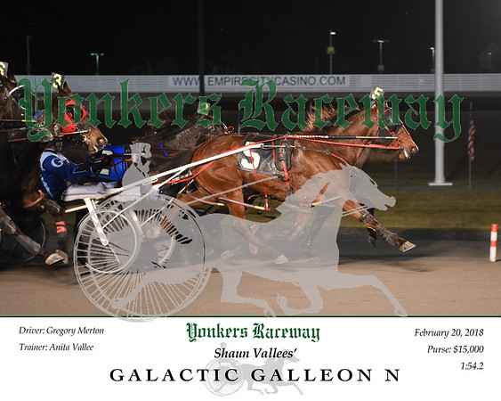 20180220 Race 10- Galactic Galleon N