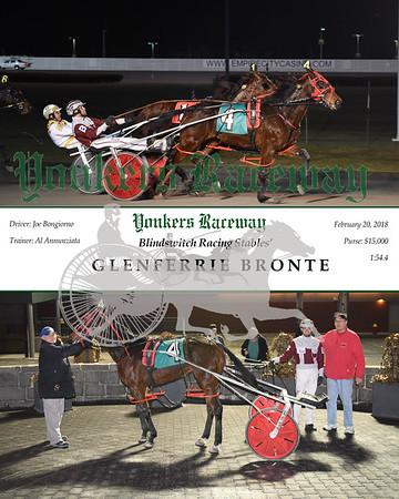 20180220 Race 9- Glenferrie Bronte N