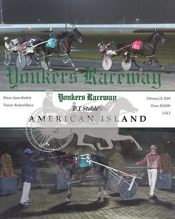 20180223 Race 3- American Island