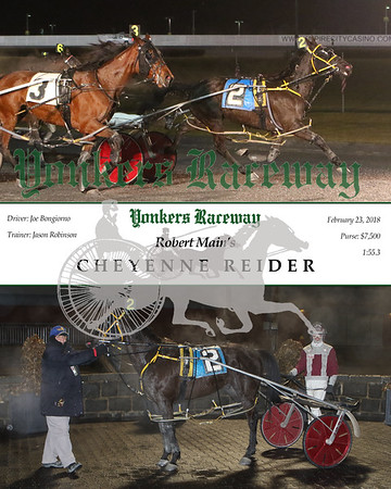 20180223 Race 1- Cheyenne Reider 2