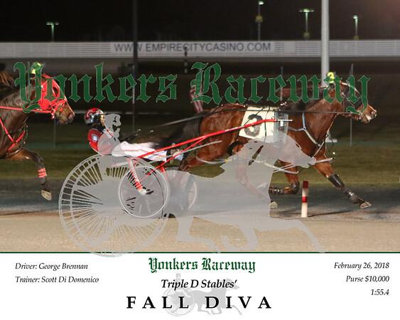 20180226 Race 1- Fall Diva 2