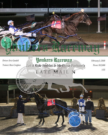 20180205 Race 5- Late Mail n