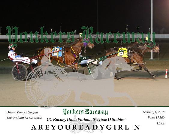 20180206 Race 6- Areyoureadygirl N 2