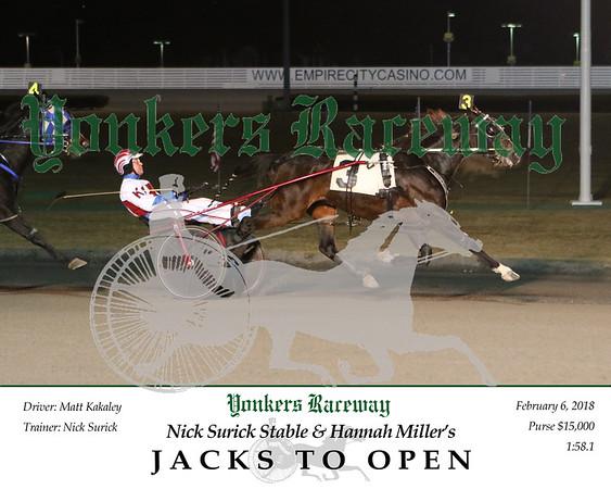 20180206 Race 2- Jacks To Open 2