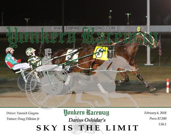 20180206 Race 1- Sky Is The Limit 2