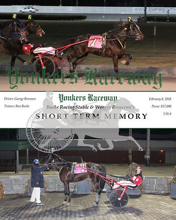 20180208 Race 6- Short Term Memory