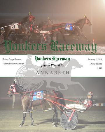 01122018 Race 4- Annabeth