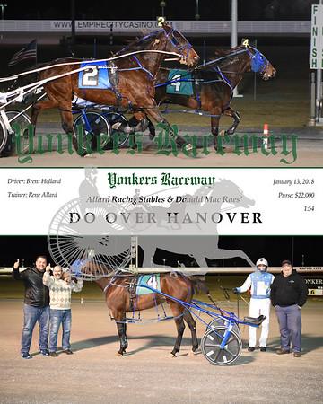 20180113 Race 10- Do Over Hanover