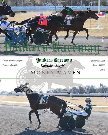 20180114 Race 2- Money Maven