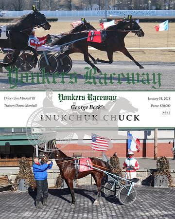 20180114 Race 5- Inukchuk Chuck