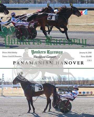 20180114 Race 3- Panamanian Hanover