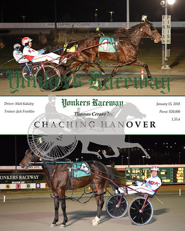 20180115 Race 9- Chaching Hanover