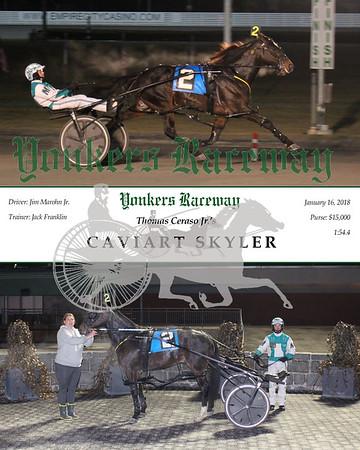 20180116 Race 9- Caviart Skyler