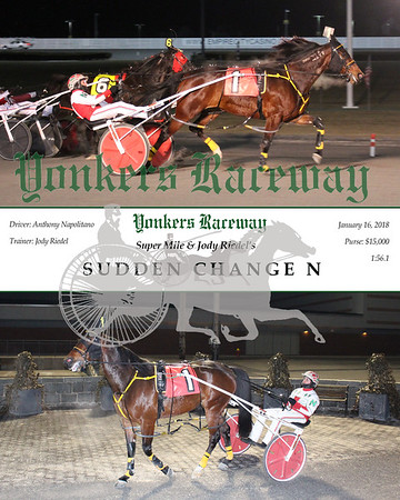 20180116 Race 5- Sudden Change N