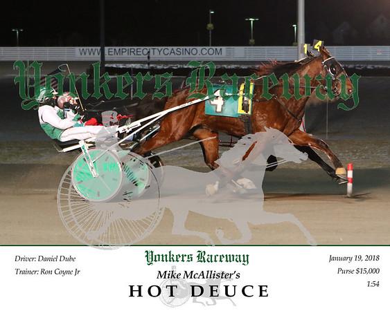 20180119 Race 4- Hot Deuce 2