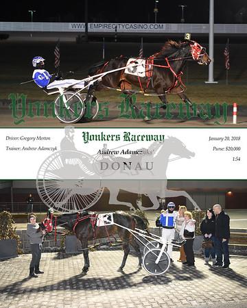 20180120 Race 8- Donau