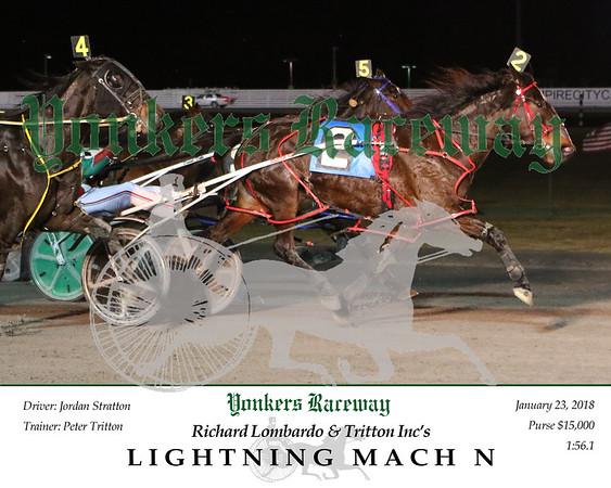 20180123 Race 8- Lightning Mach N 3