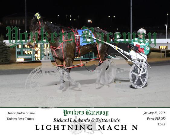 20180123 Race 8- Lightning Mach N 2