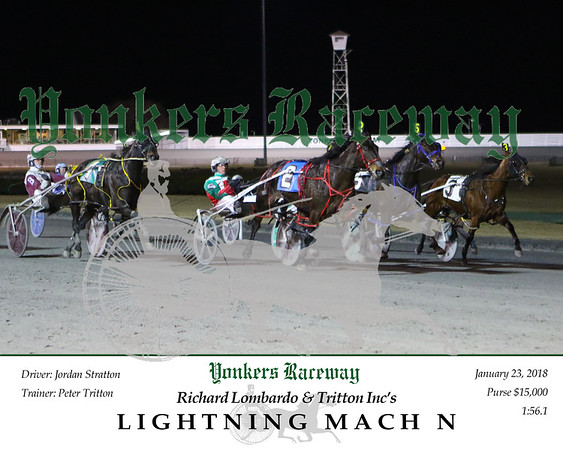 20180123 Race 8- Lightning Mach N 4