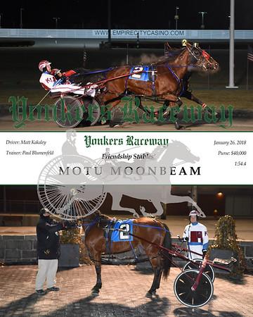 20180126 Race 5- Motu Moonbeam