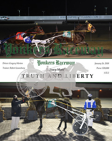 20180126 Race 8- Truth And Liberty
