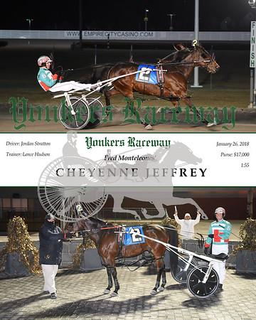 20180126 Race 7- Cheyenne Jeffrey