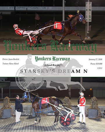 20170127 Race 1- Starsky's Dream N