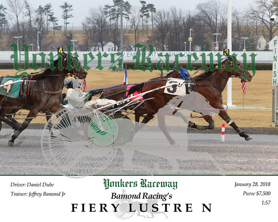 20180128 Race 1- Fiery Lustre N