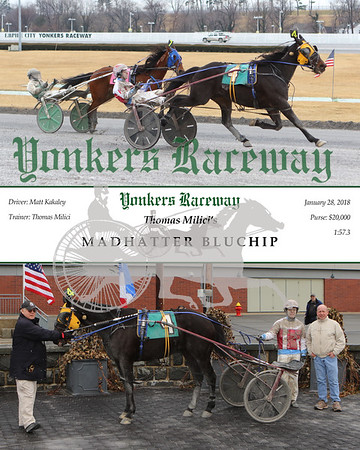 20180128 Race 4- Madhatter Blue Chip